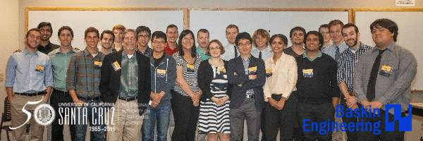 Students Pitch at UCSC Business Design Showcase on May 30, 2015