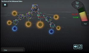 By sorting particles in the game Binary Fission, players help increase the reliability and security of critical software.