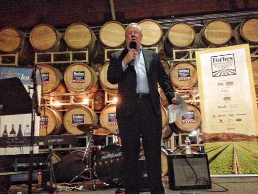 Forbes AgTech Summit kicks off in Gonzales