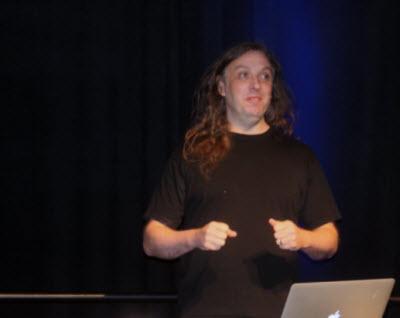 GamesBeat 2015 Snares Graeme Devine as Speaker
