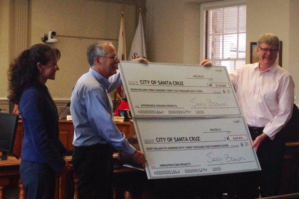 Booyah! Just-Thawed $15.9M for Santa Cruz