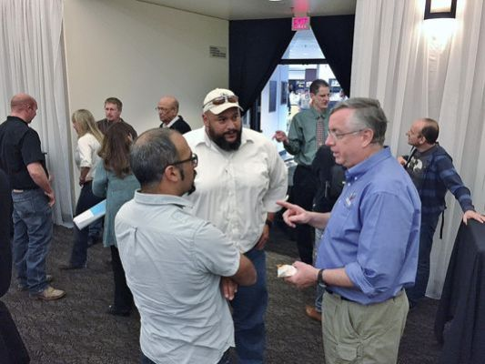 Meetup Brings Ag and Tech Together