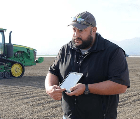 Q&A: Patrick Zelaya is building the bridge between agriculture and technology