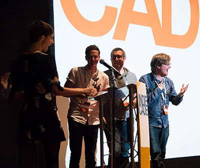 UCSC student games win awards at IndieCade