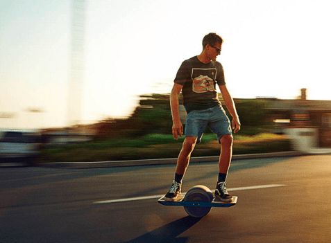 WSJ on Onewheel: The Futuristic Toy We Hoped For