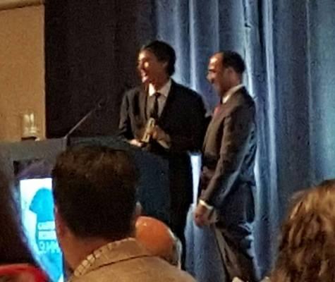 Bud Colligan Recognized as 2016 California Steward Leader