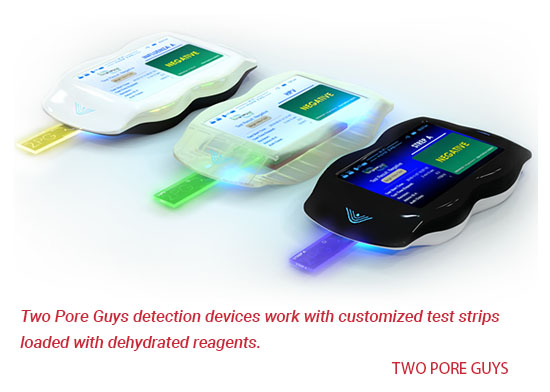 Two Pore Guys Seek Assay For Platform
