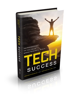 Local authors share easy summer read on personal wealth management for busy tech execs and entrepreneurs