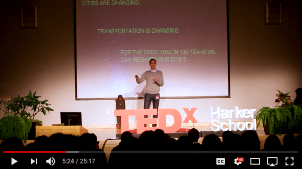 Watch: Inboard CEO Ryan Evans takes the TEDx stage