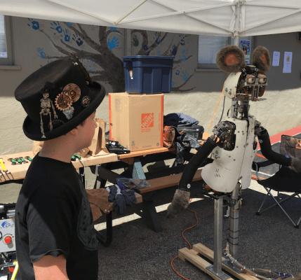 Third Time's The Charm: the Santa Cruz Mini Maker Faire returns yet again