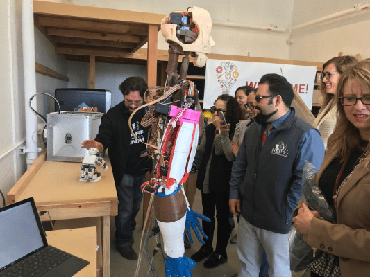 Hartnell College MakerSpace: Creativity at Work