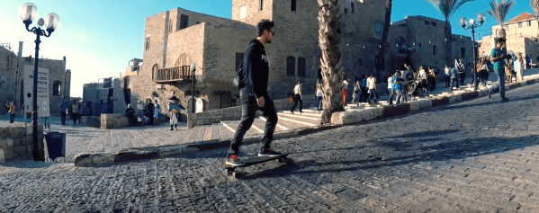 Watch: Best Electric Skateboard For Traveling