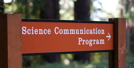 Master's degree approved for UCSC Science Communication Program