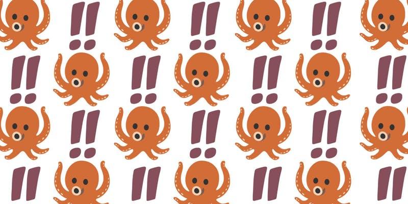 !!Con West Octopus Logo