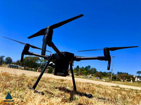 Marina Airport looks to take off with drones