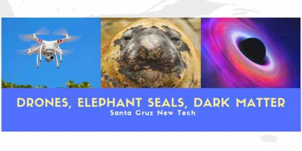 JUMP Bikes, Drones, IoT, Dark Matter, Elephant Seals, Albatrosses, Carbon Eaters