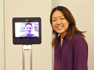 Leila Takayama wins Google Research Award for robot training