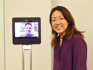 Leila Takayama wins Google Research Award for robot training