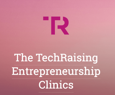 TechRaising announces Entrepreneurship Clinics