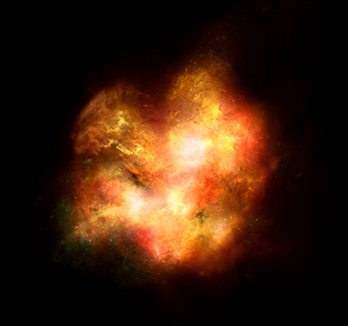 Ancient galaxies reveal new clues about a cosmic transformation