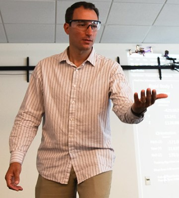 UCSC engineers to participate in research center on autonomous systems