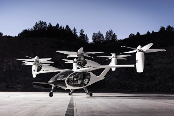 Toyota Makes a New $394 Million Bet on Flying Taxis
