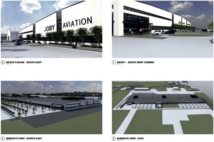 Joby Aviation Plans