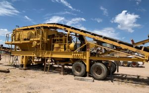 Mining: Crusher