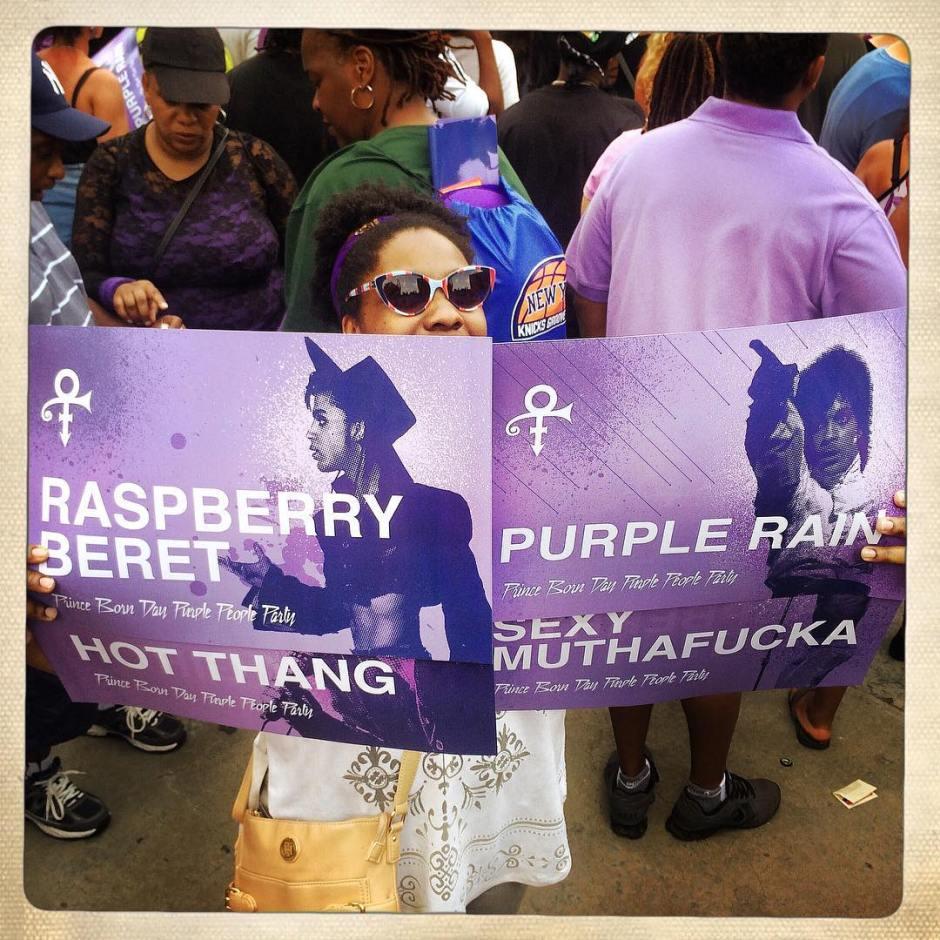Still more. #signs #waylatergram #latergram #PrincePartyBk #brooklyn #nyc
