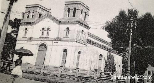 La construcción del templo de la Iglesia Católica