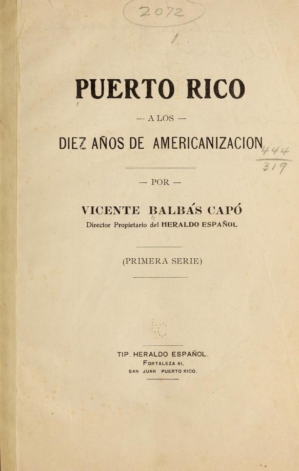 Vicente Balbas Capo