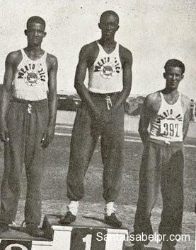 Juan Rafael Palmer gloria del deporte boricua (1916-2013)