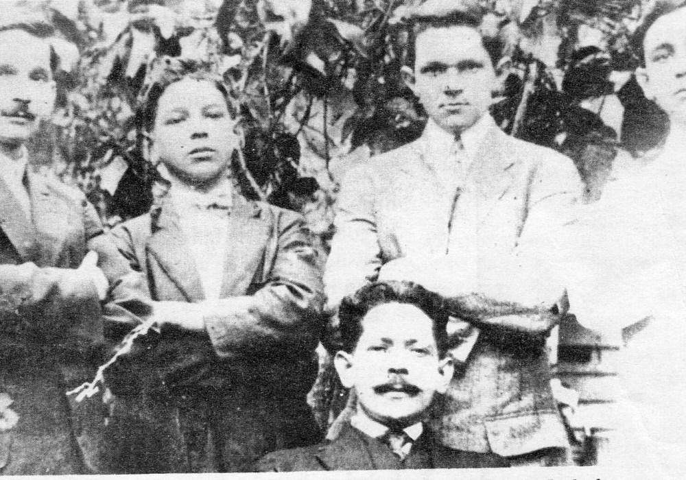 Los italianos que vivían en Santa Isabel