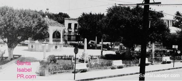 Plazas de Santa Isabel desde 1918