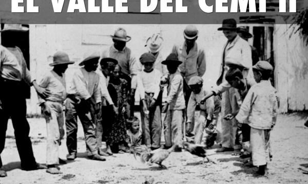 Las peleas de gallo en 1900