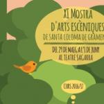 XI MOSTRA D'ARTS ESCÈNIQUES