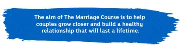 Aim of marriage prep course