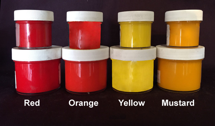 opaque pigments for resins 1oz santa monica plastics