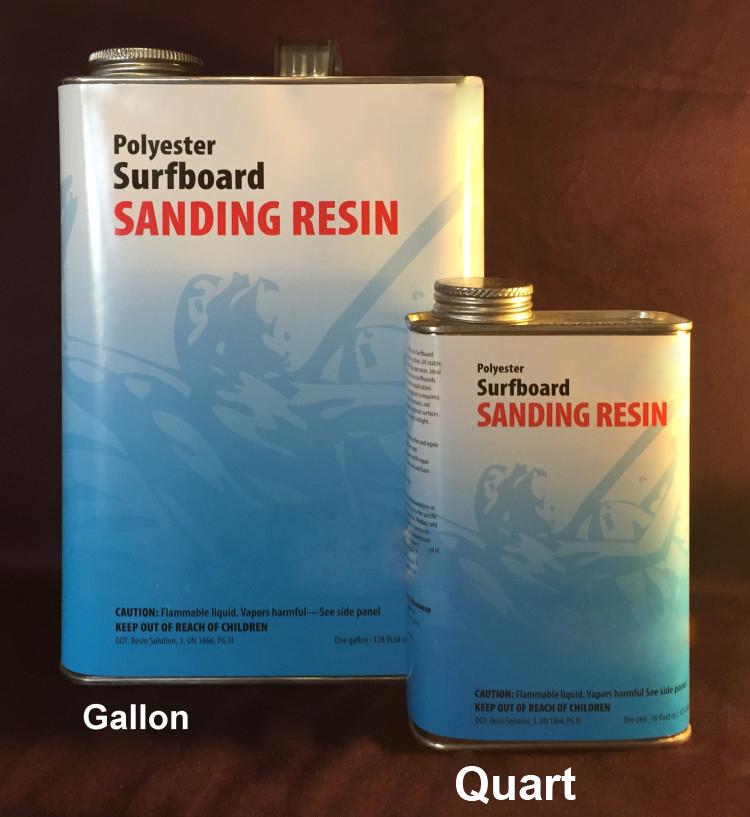 Polyester Sanding Resin