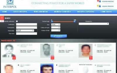 Minas é o segundo no país com mais procurados pela Interpol