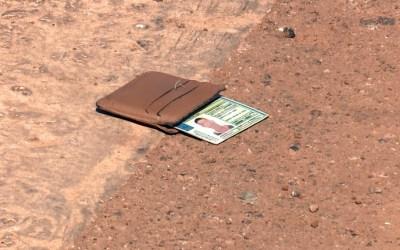 Cidadão pode registrar perda de documentos e objetos pelo celular