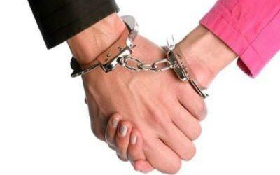 Casal é detido por roubo no Centro