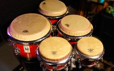 Oficina gratuita de percussão em Itaúna