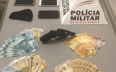 Grupo é preso suspeito de envolvimento em esquema de comércio de armas na região