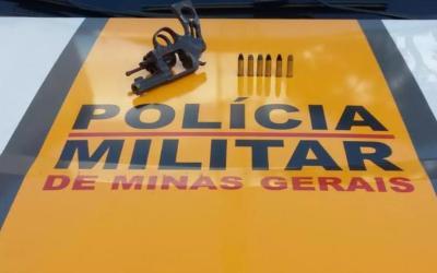 Trio suspeito de roubo de carga é detido na MG-050