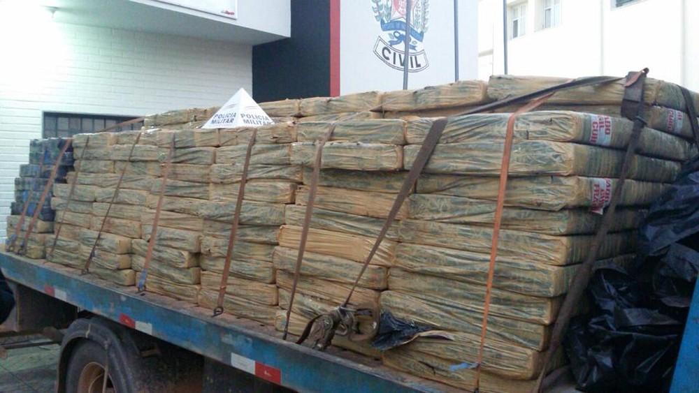 STF concede habeas corpus para homem preso com mais de seis toneladas de maconha