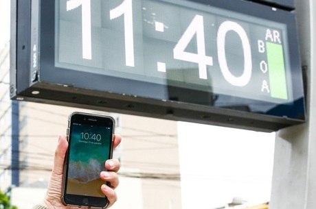 Sem horário de verão, usuários devem tirar atualização automática