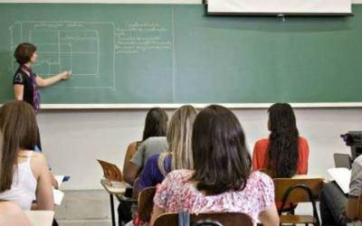 Governo anuncia aumento do piso dos professores