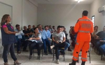 Reunião detalha medidas preventivas contra enchentes em Itaúna