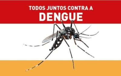 Levantamento mostra Itaúna com 4 casos de dengue